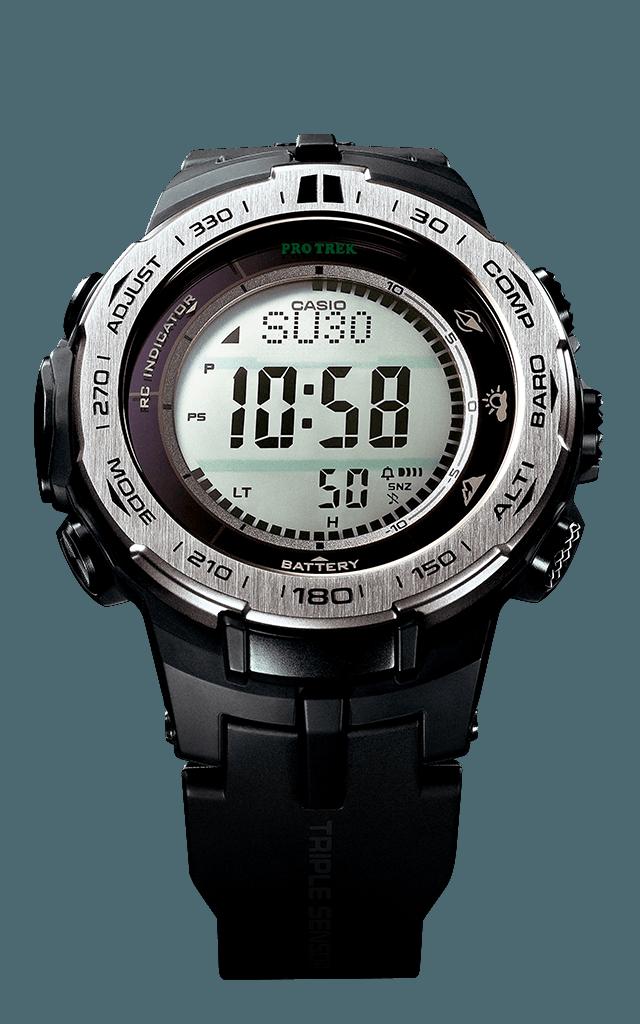 86141269af PRW-3100シリーズ【デジタル】 - プロトレック - 腕時計 - CASIO
