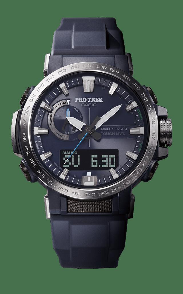b7b9ceab2d PRW-60シリーズ【デジタルアナログ】 - プロトレック - 腕時計 - CASIO