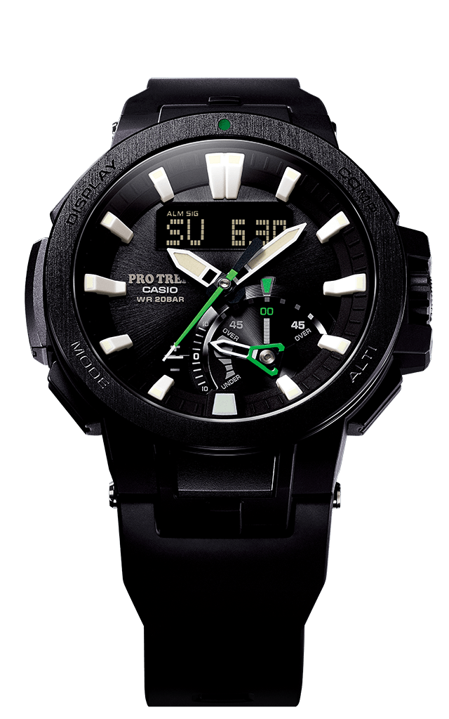 01e8bb6181 PRW-7000シリーズ【20気圧防水】 - プロトレック - 腕時計 - CASIO